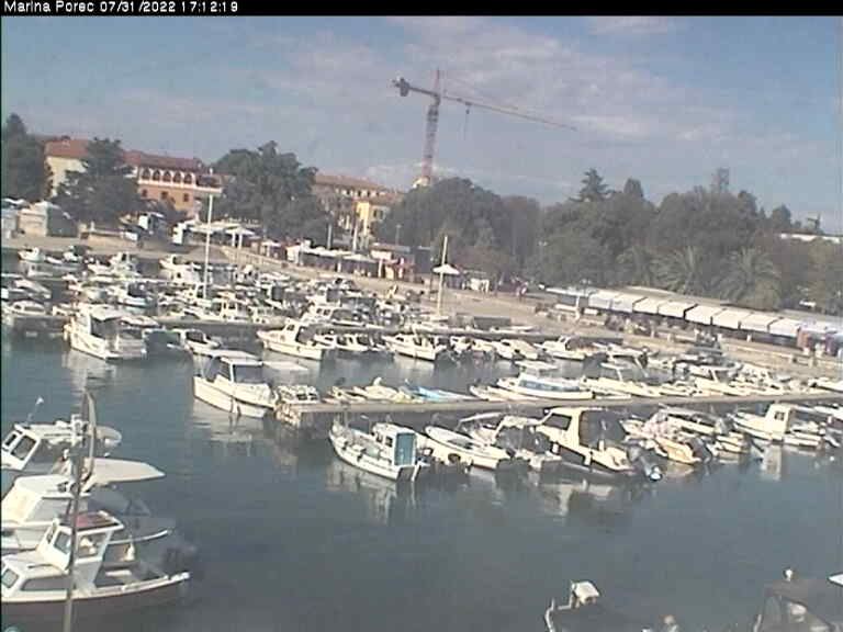 Webcam Porec